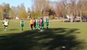 Panevėžio apskrities futbolo mėgėjų pirmenybėse pasikeitė lyderis.