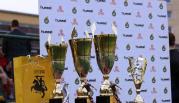 Futbolo mėgėjai iš visos Lietuvos varžėsi tradiciniame LFML 7x7 turnyre