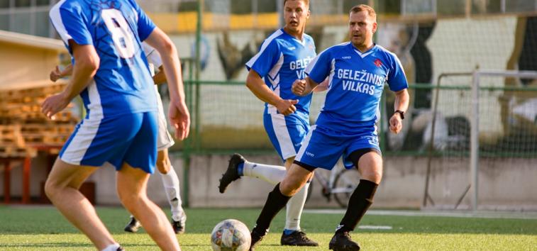 """Vasaros pirmenybių III diviziono stipriausia komanda – FK """"Tikslas""""!"""