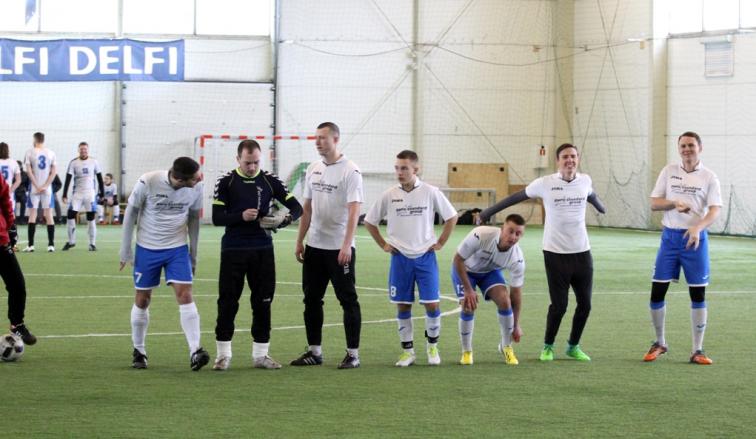 Kauno Žiemos pirmenybėse startavo kovos divizionuose
